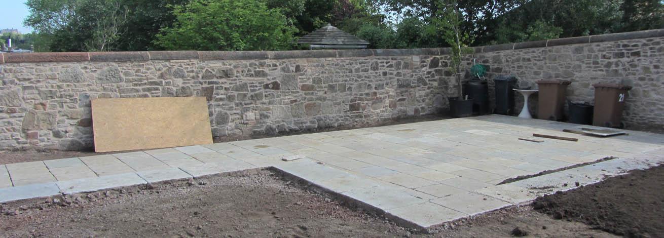 Stonemasons in Edinburgh